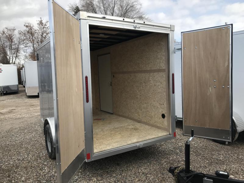 6x12 Haulmark Transport Enclosed Cargo Trailer