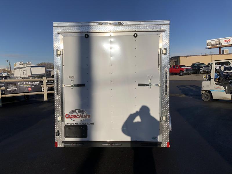 2019 Cargo Mate 6X12 ES Enclosed Cargo Trailer