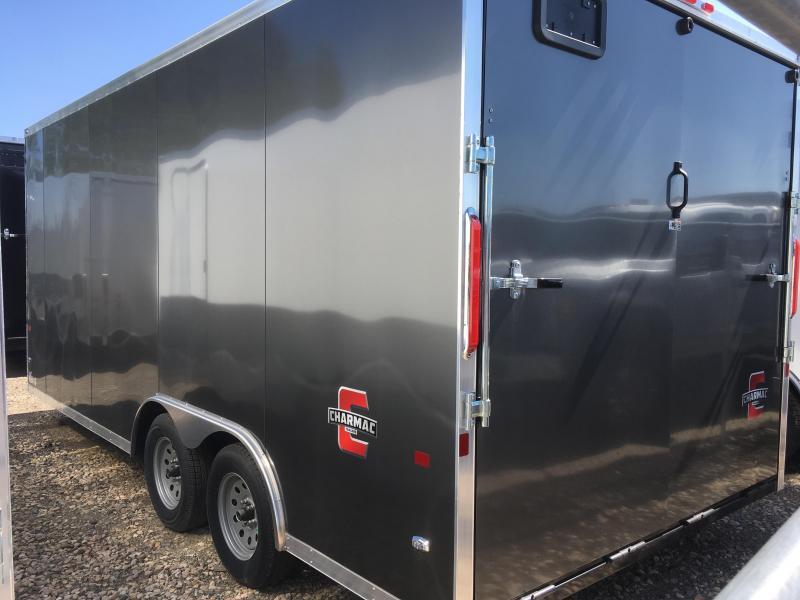 2019 Charmac Trailers 100x18 Stealth Cargo Trailer