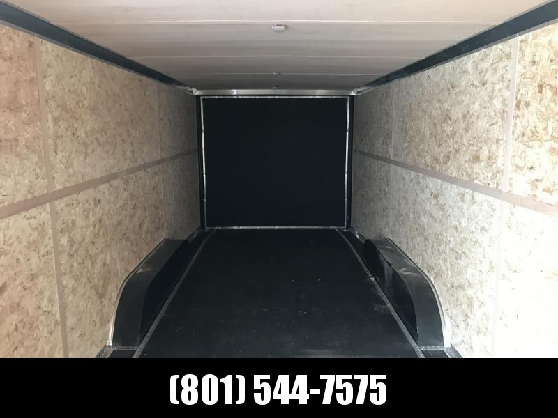 2017 Charmac Trailers 26ft White Stealth Enclosed Cargo Trailer