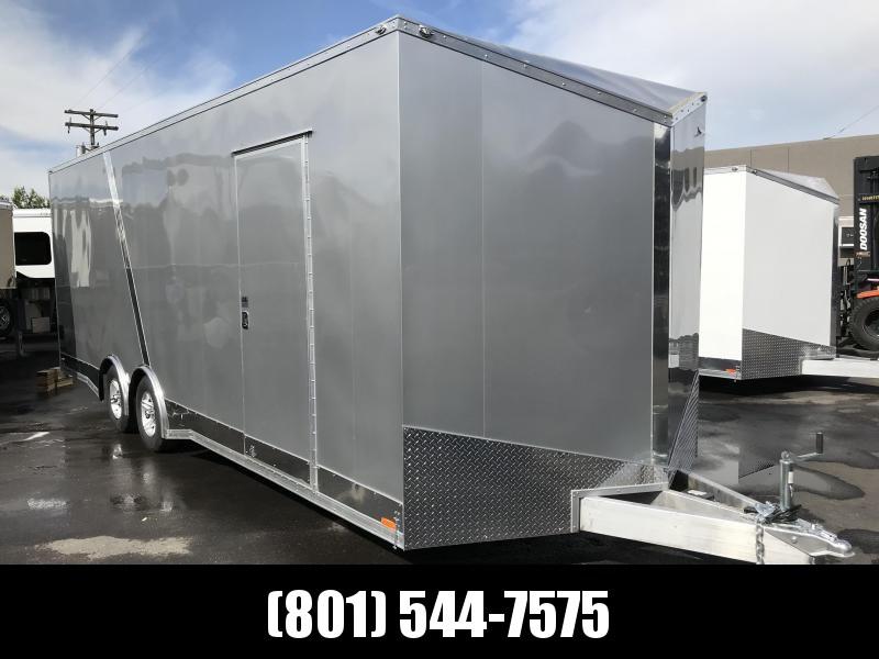 2019 Cargo Mate 26 Aluminum Carhauler in Ashburn, VA