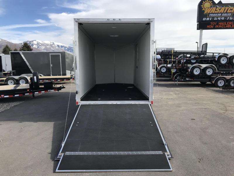 2018 Cargo Mate 7X16 RedLine Utility Trailer