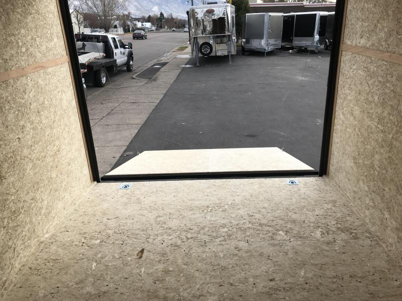 2019 Charmac Trailers 22ft - Stealth Enclosed Cargo Trailer