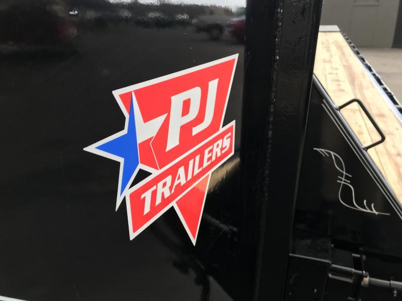 2019 PJ Trailers 30ft Flatdeck Classic w Duals (FDR)