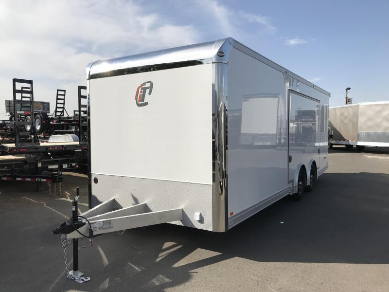2019 inTech Trailers 24ft Icon Car / Racing Trailer