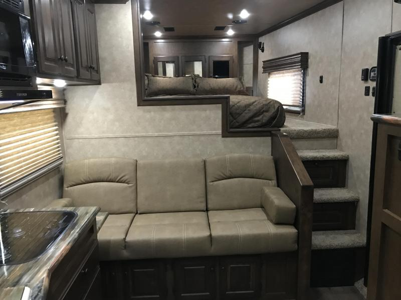 2018 Sundowner Trailers 42ft (2286) Living Quarter Toy Hauler