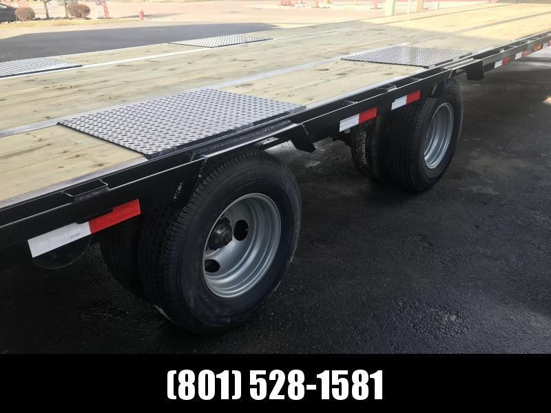 2019 PJ Trailers 40ft - Low-Pro Flatdeck with Duals (LD) Flatbed Trailer