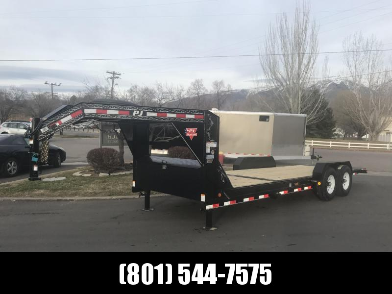 2018 PJ Trailers 22 Tilt Equipment Trailer in UT