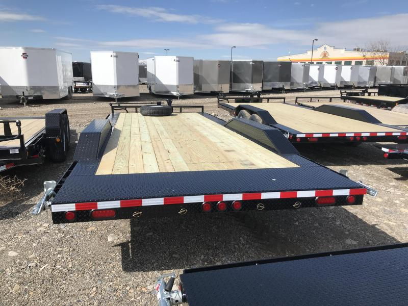 "PJ Trailers 6"" Channel Super-Wide (B6) Buggy Hauler"