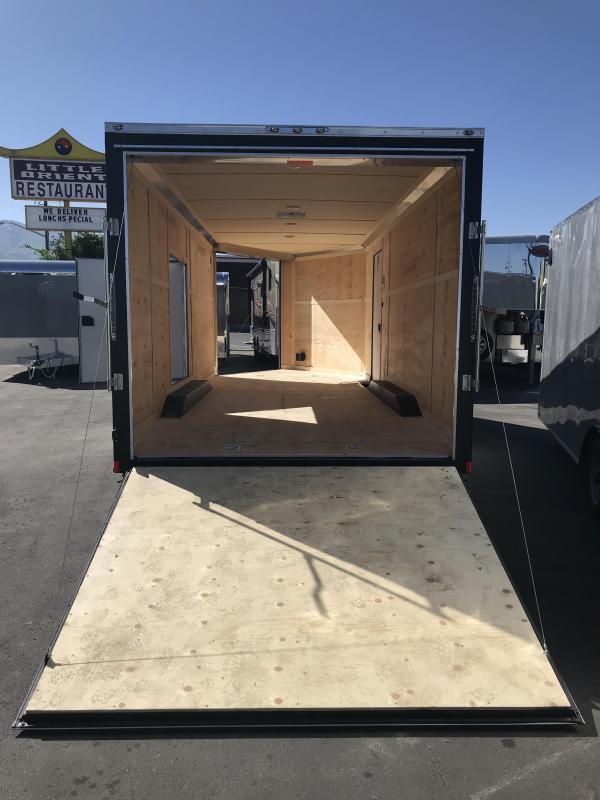 2019 Cargo Mate 24 E-Series Carhauler