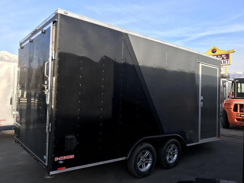 2018 Cargo Mate 21X8.5 Snowmobile Trailer