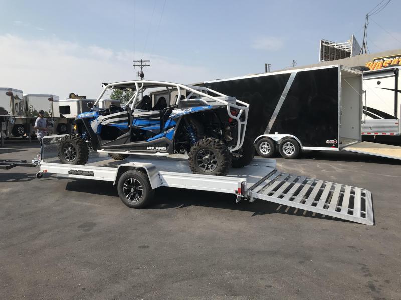 2019 Aluma UTR14 ATV Trailer