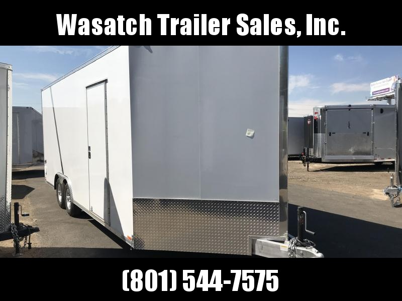 2018 Cargo Mate 8x24 Redline Enclosed Cargo Trailer