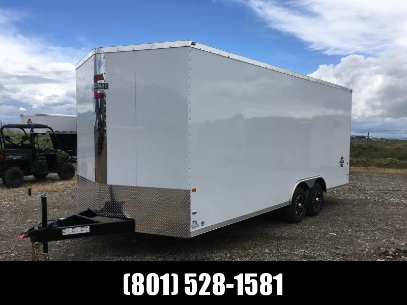 2019 100x20 Charmac Stealth Carhauler with Drive-over Fender Wells