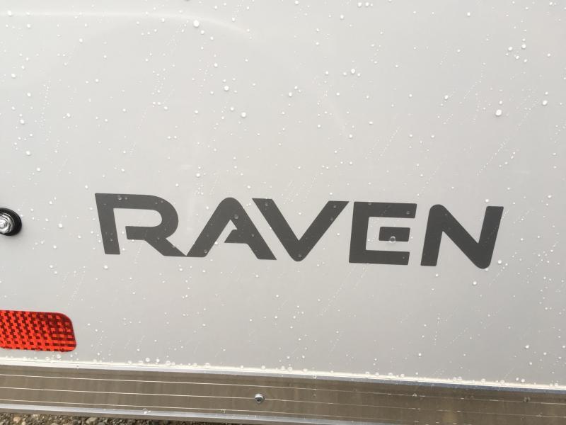 2019 8.5x24 ATC Raven Carhauler with Carhauler Plus Package
