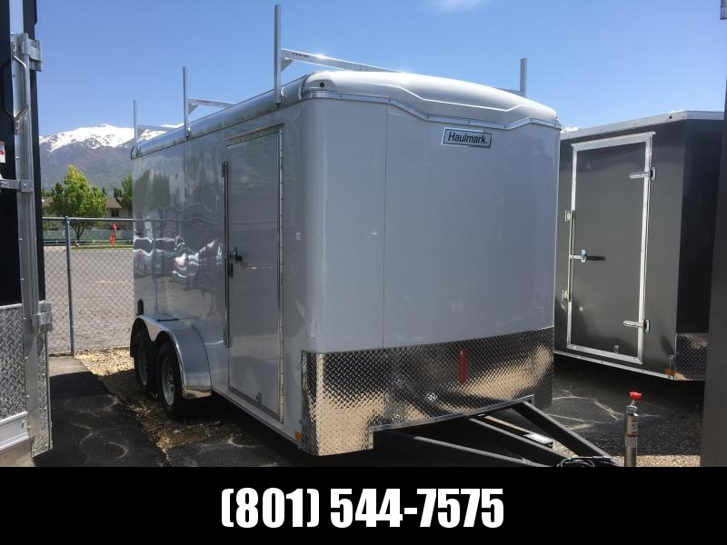 2019 7x14 Haulmark Transport Cargo Trailer