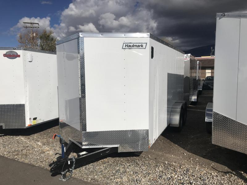 2018 Haulmark 7x16 VG3 Enclosed Cargo Trailer