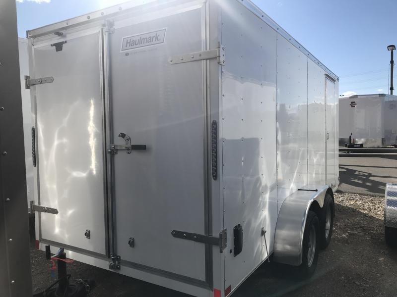 2018 Haulmark 7x16 VG3 Enclosed Cargo Trailer