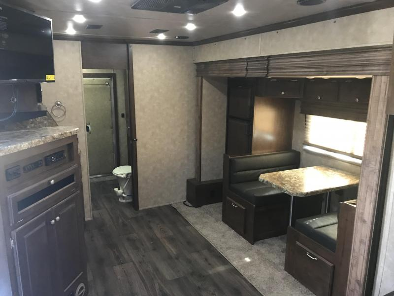 2018 Sundowner Trailers 48ft (8016) Living Quarter Toy Hauler