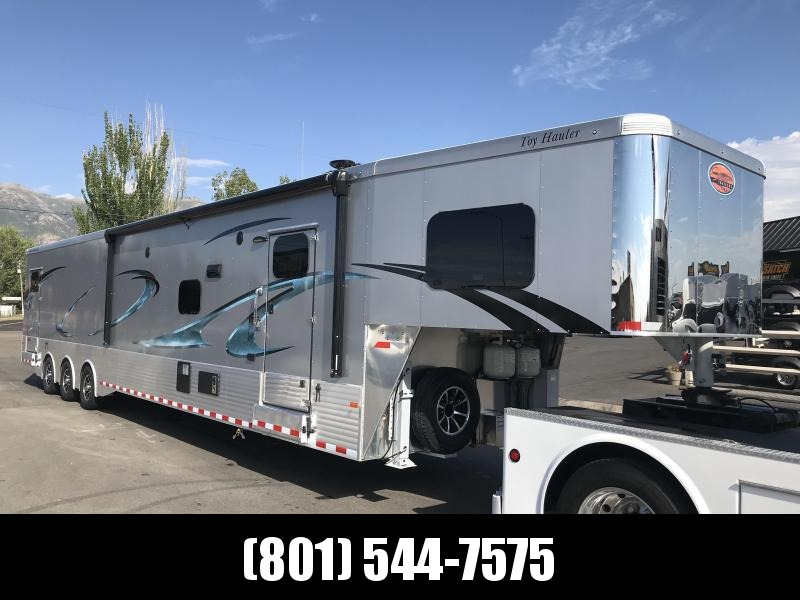 2018 Sundowner Trailers 48ft (8016) Living Quarter Toy Hauler in Ash Fork, AZ
