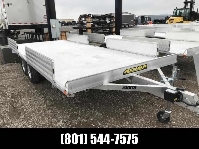 Aluma A8818 ATV Trailer