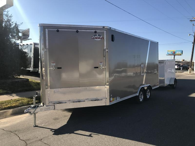 2018 Cargo Mate 21ft Redline Enclosed Cargo Trailer