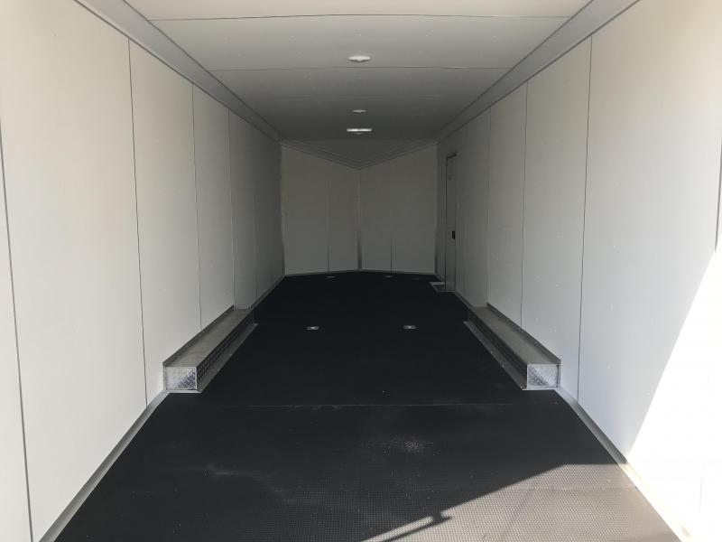 2019 Cargo Mate 8x26 Aluminum Redline Enclosed Cargo Trailer