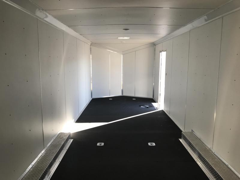 2019 Cargo Mate 28ft Redline Car / Racing Trailer