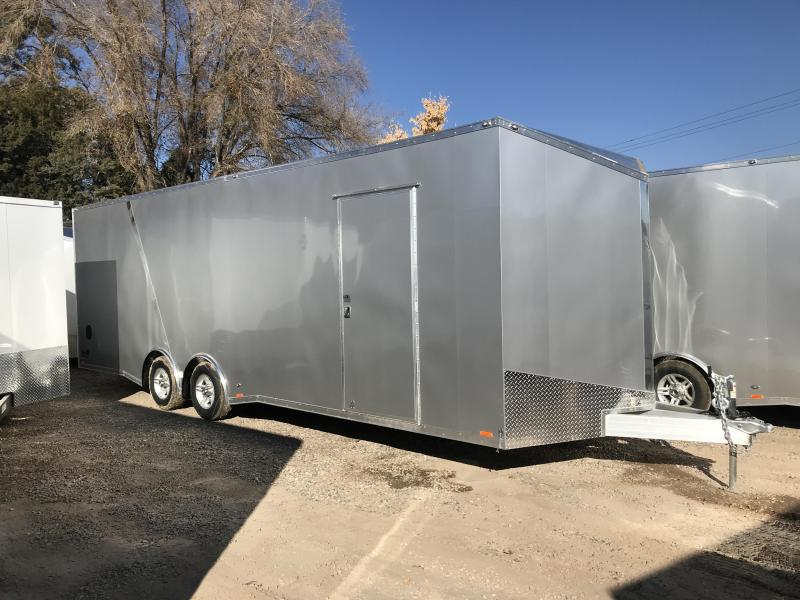2019 Cargo Mate 28ft Redline Car / Racing Trailer