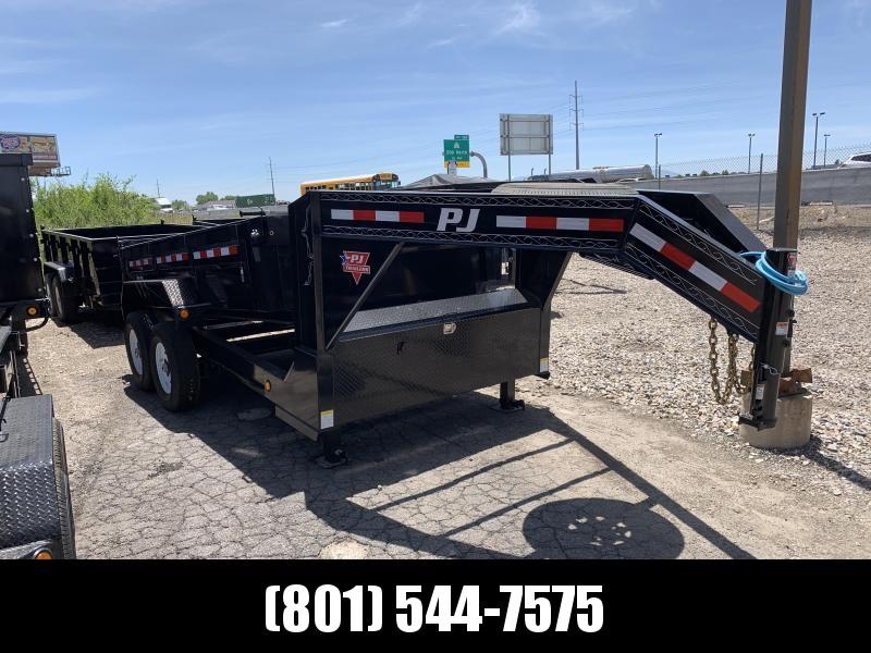 PJ 83x12 Low Pro Dump (DL) Dump