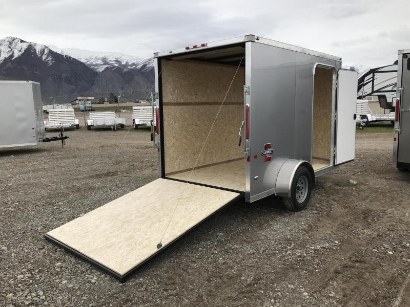 2018 Charmac Trailers 6x10 Stealth Enclosed Cargo Trailer