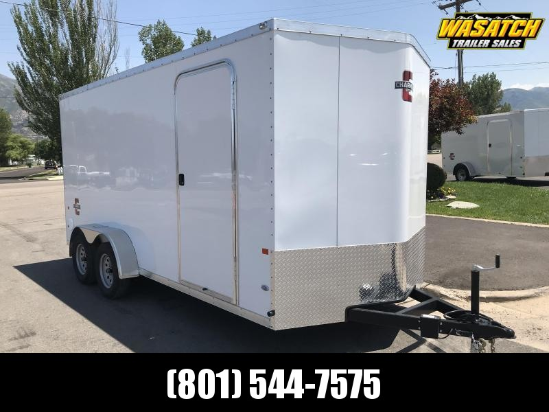2019 Charmac Trailers 7x16 Stealth Cargo Trailer