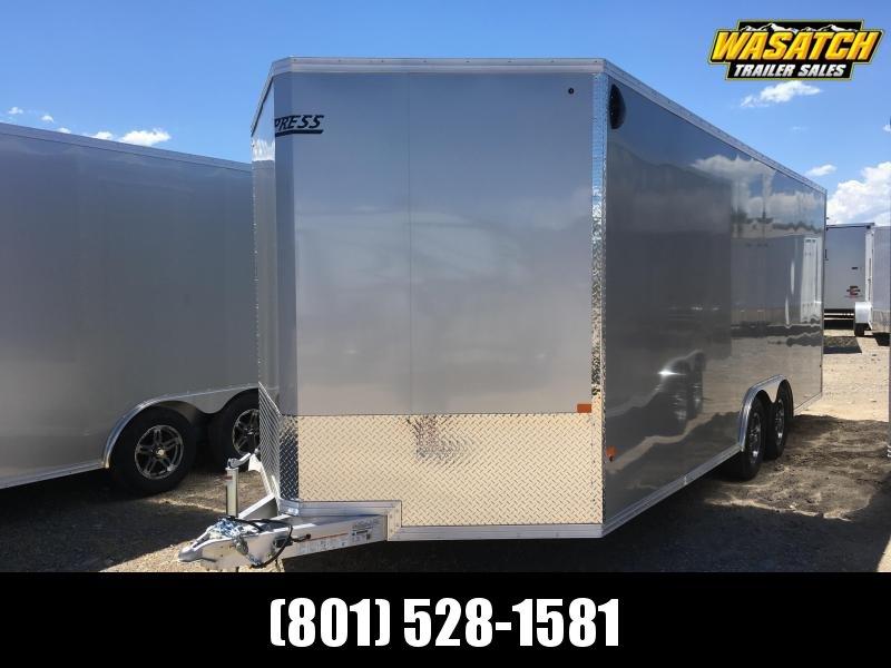 High Country 8x20 Xpress Enclosed Aluminum Cargo w/ V-nose