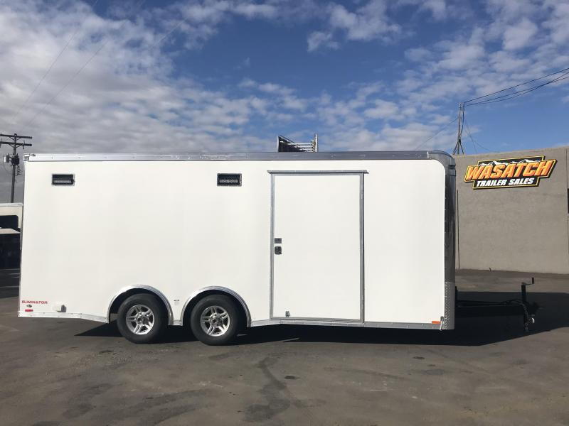 2018 Cargo Mate 8X20 Eliminator Car Hauler