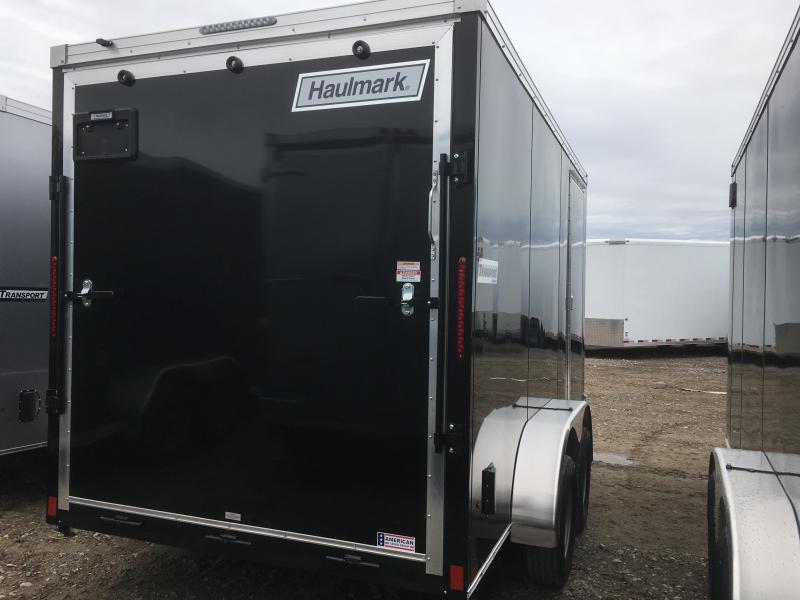 Haulmark 7x14 Transport w/ Ramp Cargo