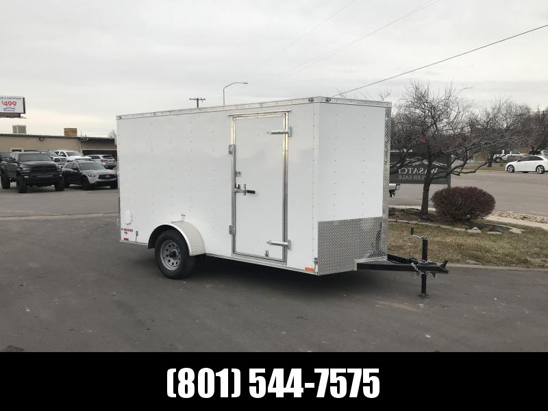 2018 Cargo Mate 6X12 ES Enclosed Cargo Trailer in Ashburn, VA