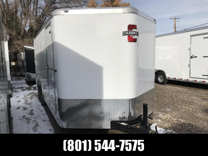 2019 Charmac Trailers 100x18 Commercial Duty Enclosed Cargo Trailer in UT