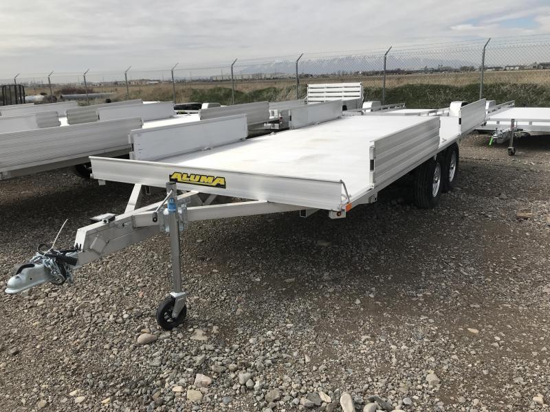 Aluma A8812 ATV Trailer