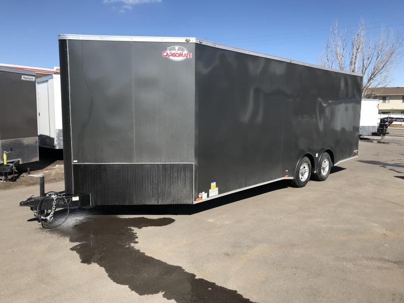2018 Cargo Mate 8.5X26 ES Car / Racing Trailer