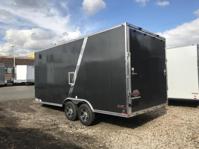 2019 Cargo Mate 23ft Redline Enclosed Cargo Trailer