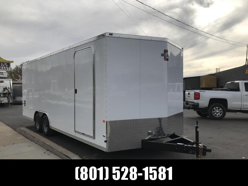 Charmac 100x22 White Stealth Cargo in Ashburn, VA