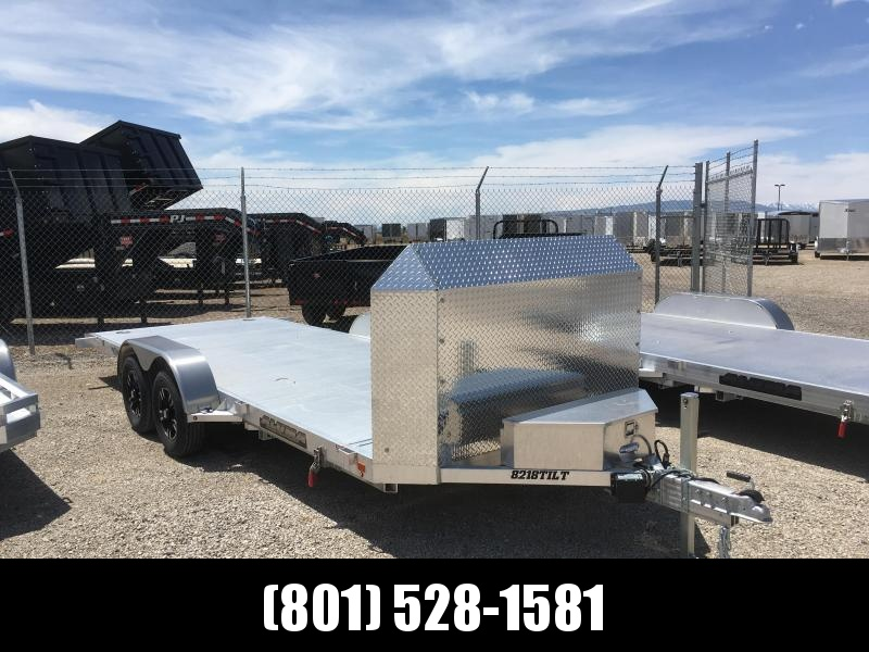 Aluma 8218 Tilt 25th Anniversary Edition Utility Trailer