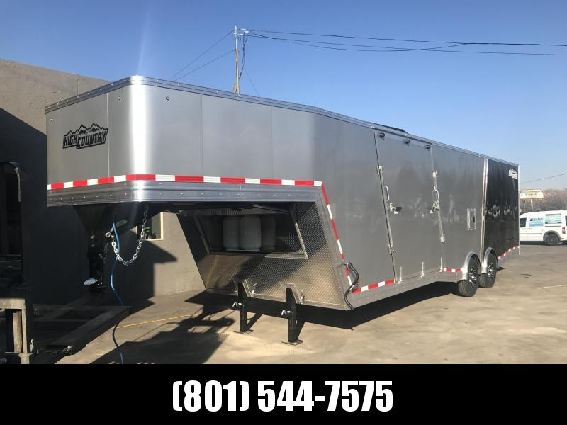 2019 High Country 36ft Gooseneck Elevation Snowmobile Trailer in Ashburn, VA