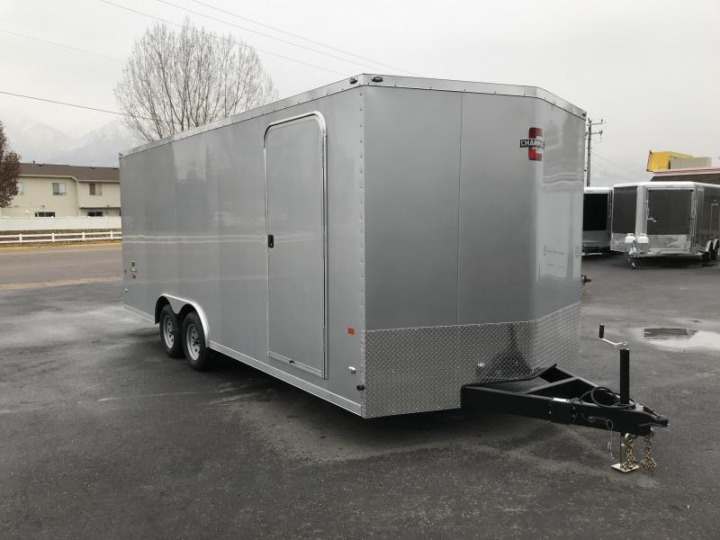2018 Charmac Trailers 100x20 Stealth Car / Racing Trailer