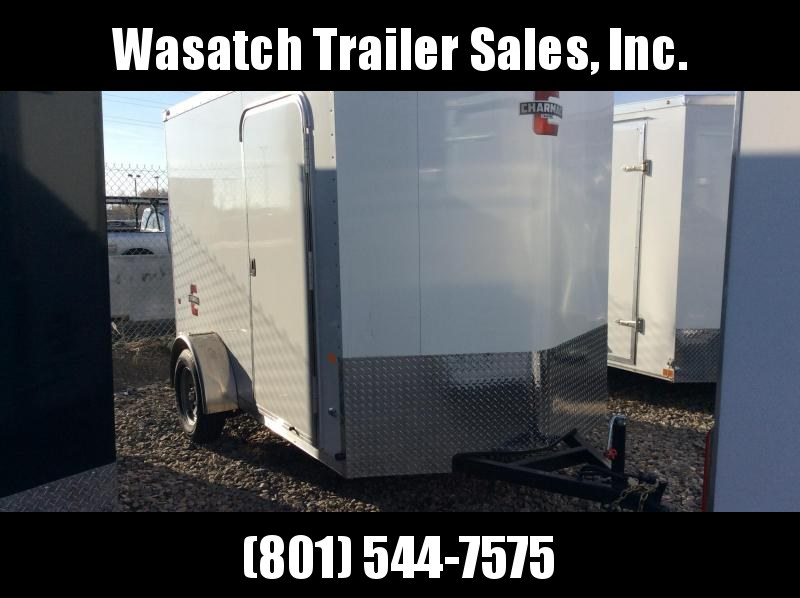 2019 Charmac Trailers 6x10 Stealth Enclosed Cargo Trailer