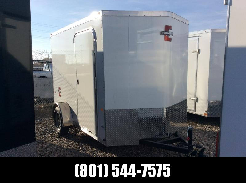 2019 Charmac Trailers 6x10 Stealth Enclosed Cargo Trailer in UT