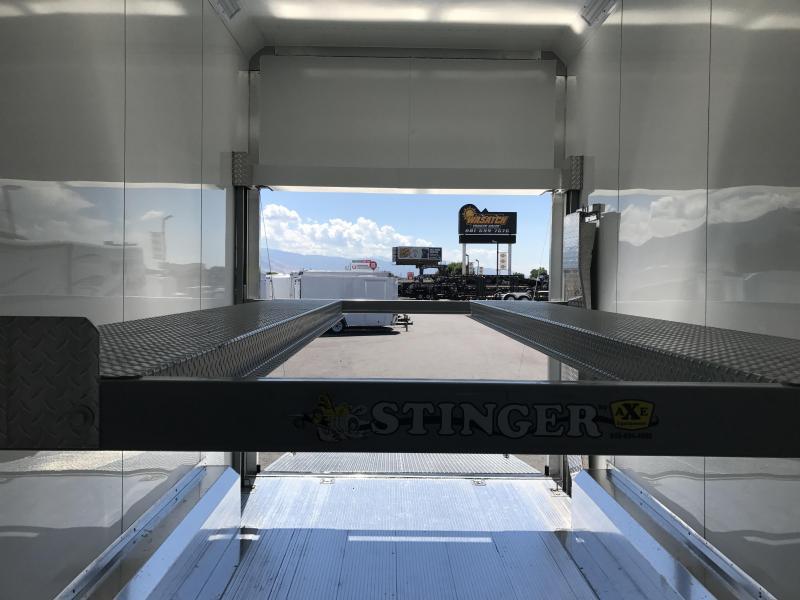 2018 Sundowner Trailers 20' Aluminum Stacker