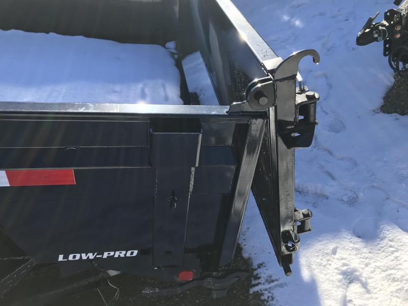2018 PJ Trailers 83x14 DLA Dump Trailer