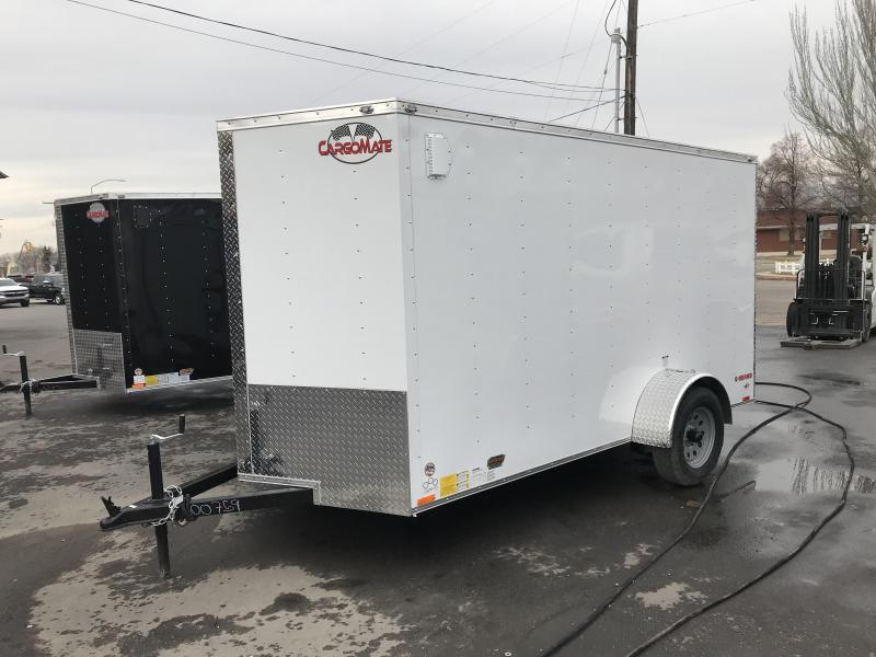 2018 Cargo Mate 6X12 E Series Enclosed Cargo Trailer