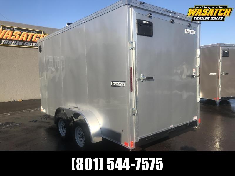 2020 Haulmark 7x14 Transport Enclosed Cargo Trailer
